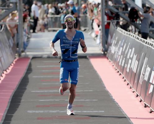 Ironman 70.3 Gdynia mit Boris Stein und Patrick Lange