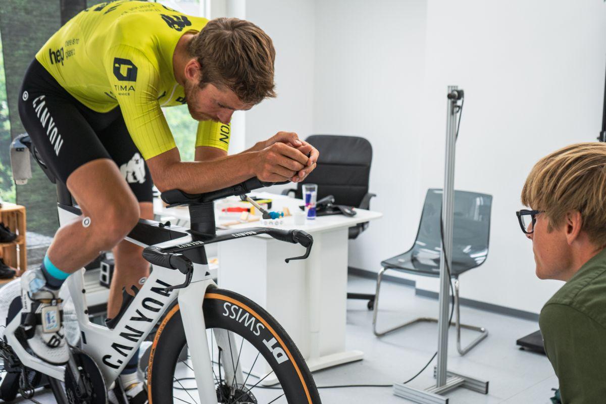 HYCYS sucht einen Bikefitter in Köln