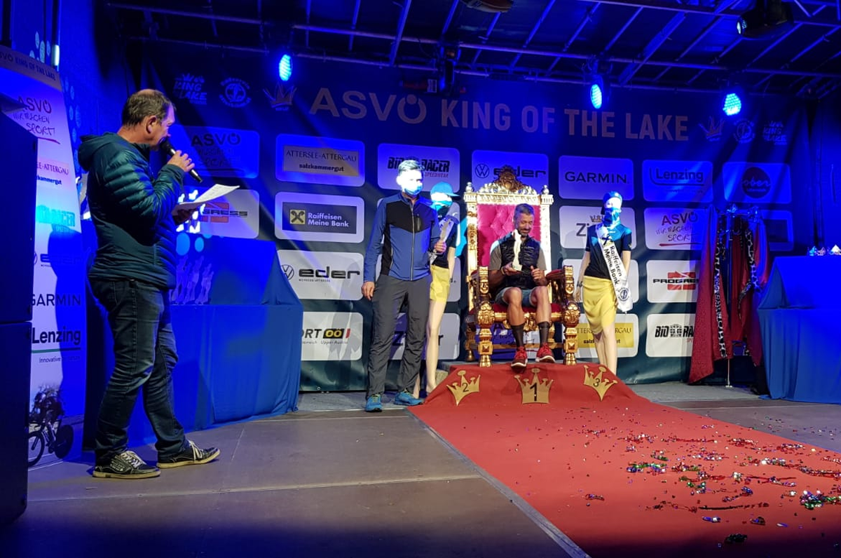 HYCY Athleten beim King of the Lake
