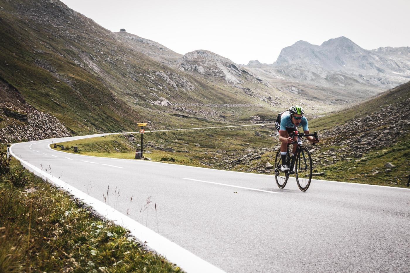 Markus Hertlein zum Training Ötztaler Radmarathon