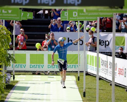 Marathon von Patrick Lange