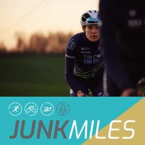 Tanja Erath im Podcast Junkmiles